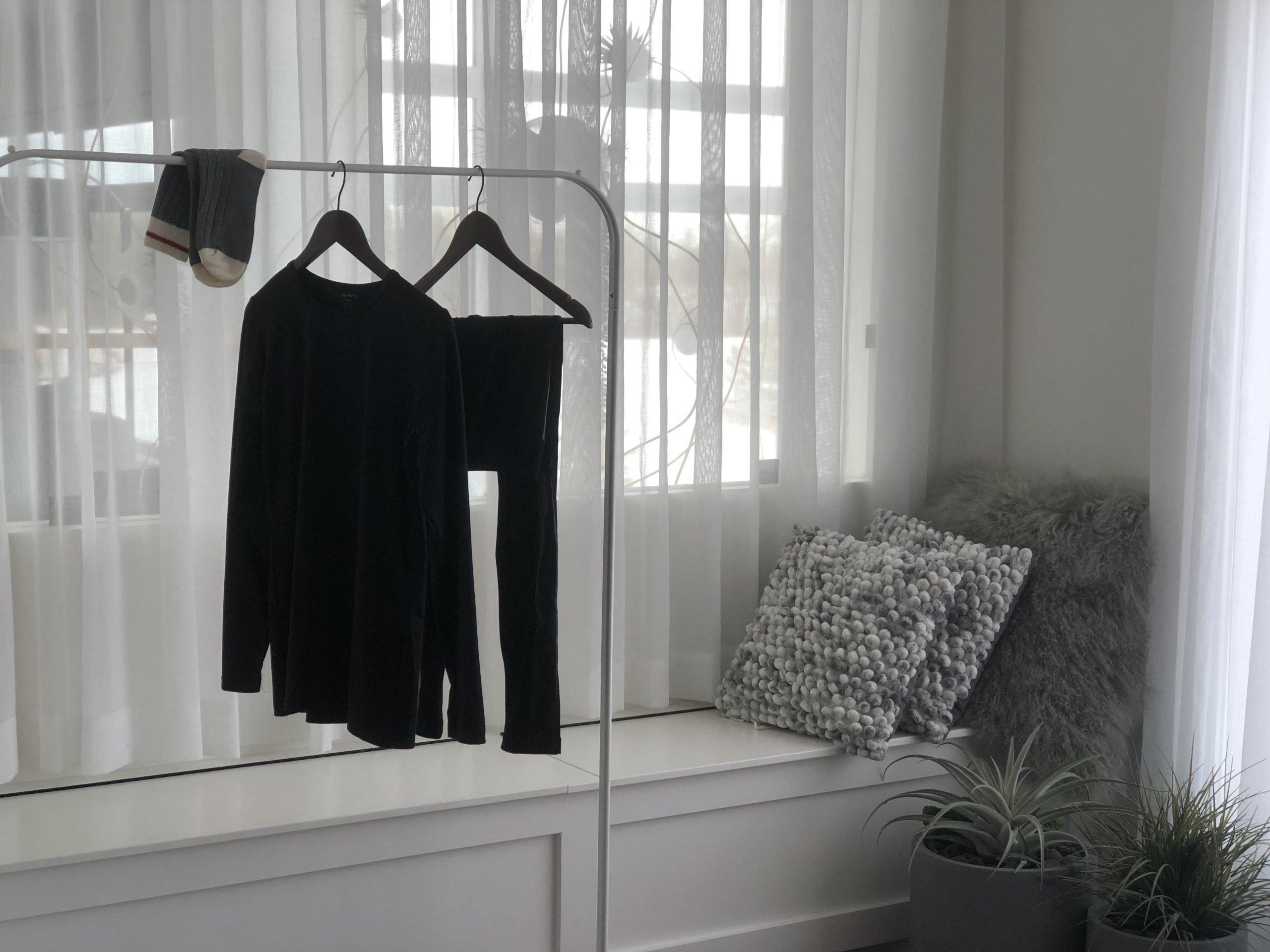 Merino thermal leggings and tops